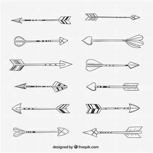 Dessin Fleche Tatouage : fl ches dessin s la main tatoo fleche dessin tattoo fleche et tatouage fl che ~ Melissatoandfro.com Idées de Décoration