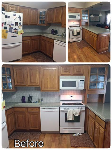 seagull gray  driftwood kitchen cabinets general