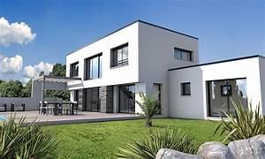 maison moderne vide sur sejour st gilles croix de vie With plan de maison cubique 11 maisons sur mesure 44 56 85 depreux construction