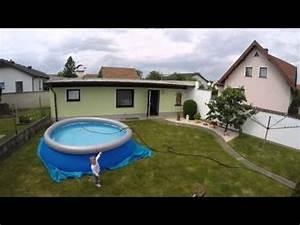 Garten Pool Bestway : bestway fast set pool 366 x 91 cm mit kartuschenfilter leiter preisvergleich ab 154 10 ~ Frokenaadalensverden.com Haus und Dekorationen