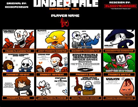 Controversial Memes - top undertale meme controversy images for pinterest tattoos
