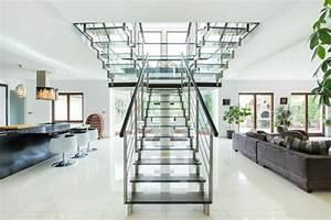 rampe d39escalier et main courante moderne pour l39interieur With croquis d une maison 12 dessin de jardin en perspective le jardin de bastian