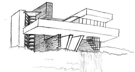 Frank Lloyd Wright Coloring Pages Eskayalitim