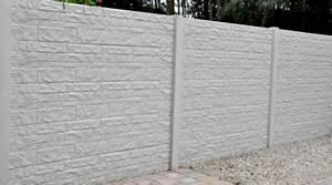 Cloture Béton Préfabriqué Tarif : tarif cloture portail coulissant exterieur maison maison ~ Edinachiropracticcenter.com Idées de Décoration