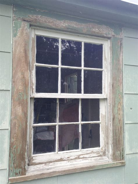 paint  wood window sash  craftsman blog