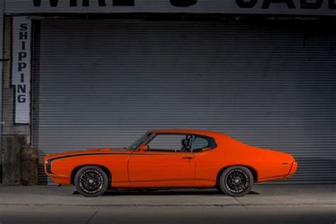 1969 Gto Pro-touring 2014 Magazine Feature Car For Sale In