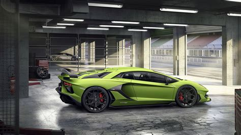 lamborghini aventador svj revealed priced   autoevolution