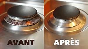 Nettoyer Une Plaque Vitrocéramique : comment nettoyer facilement un bruleur de gazini re ~ Melissatoandfro.com Idées de Décoration