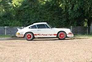 Porsche 911 3 2 : 1973 porsche 911 carrera rs 2 7 lightweight ~ Medecine-chirurgie-esthetiques.com Avis de Voitures