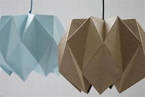 Origami Lampe Anleitung : diy lampshade inspiration ~ Watch28wear.com Haus und Dekorationen