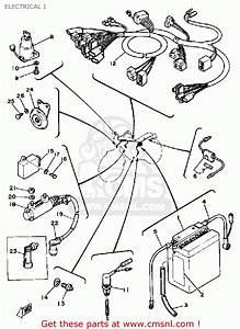 Yamaha 250 Exciter Wiring Diagram