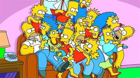 Simpsons Characters Wallpapers