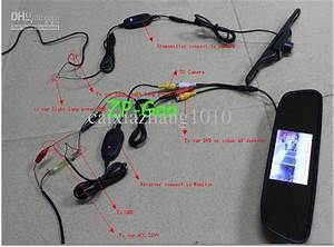 Tft Lcd Monitor Reversing Camera Wiring Diagram Gallery