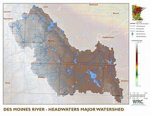 Des Moines River Watershed