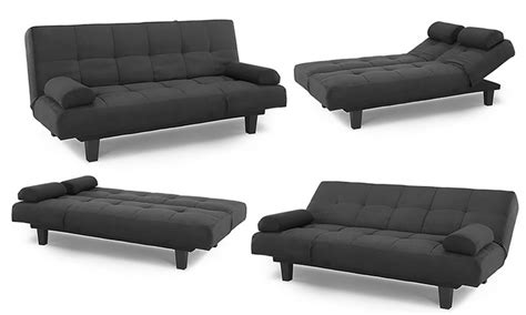 Serta Convertible Sofa Canada by Serta Charleston Convertible Lounger Sofas Groupon