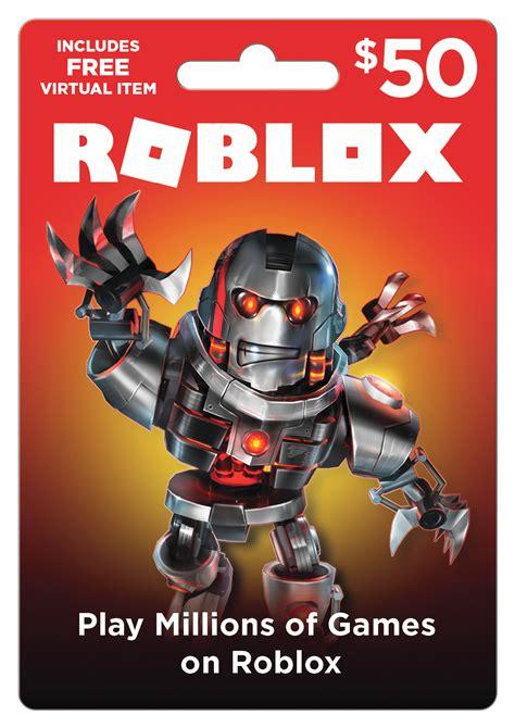 roblox  game card digital  walmartcom