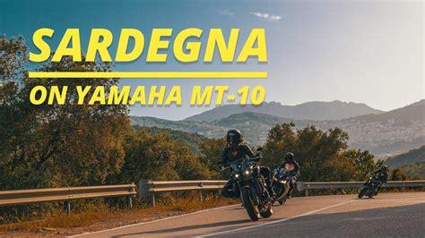 Riding Through Motorcycle Heaven On Yamaha Mt