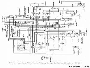 63 Ford Falcon Heater Wiring Diagram