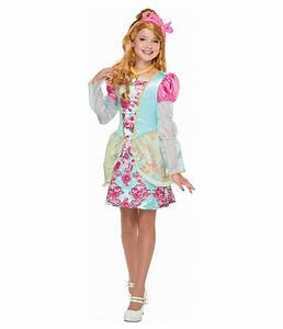 Ever After High Ashlynn Ella Girls Costume - TV Show Costumes