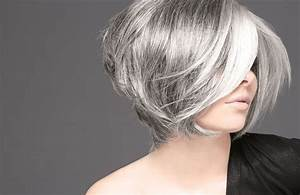Coupe Cheveux Gris Femme 60 Ans : cheveux les 60 coupes tendance automne hiver 2017 18 ~ Voncanada.com Idées de Décoration