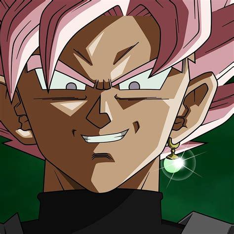 Dragon Ball Super Black Goku Super Sayan Rosè Forum
