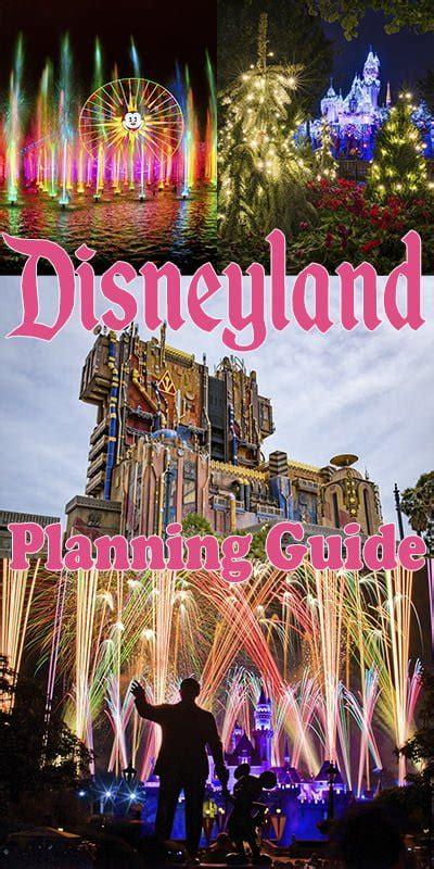 disneyland  trip planning guide disney tourist blog