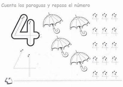 Numero Grafomotricidad Fichas Imagui Numeros Educativos Recursos