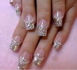 Nail art design with diamond glitter nails designs diamonds