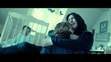 severus snapelily harry potter  illuminated