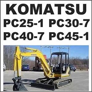 Komatsu Pc25