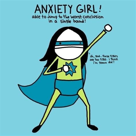 Anxiety Meme - 26 problems only anxious people will understand