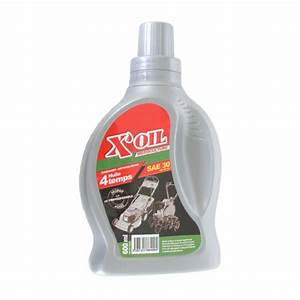 Huile Tondeuse 4 Temps : huile moteur 4 temps 600ml accessoire pour tondeuse ~ Dailycaller-alerts.com Idées de Décoration