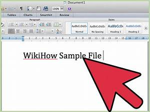 How To Use Microsoft Office Word 2007  9 Steps  With Pictures