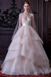 wedding gowns 2016 the top wedding dress trends for 2016 weddingbells