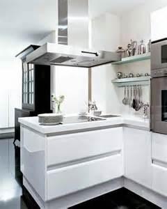 modern small white kitchen kitchen and decor