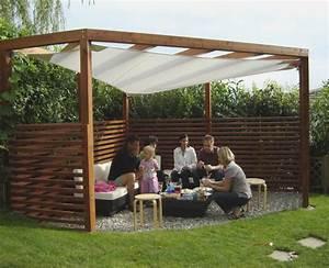 Holz Pergola Selber Bauen : garten pergola selber bauen ~ Lizthompson.info Haus und Dekorationen