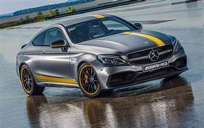 C63 Amg Mercedes Benz Coupe Edition Wallpapers