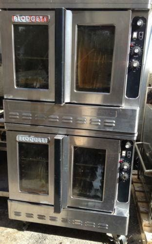 double stack oven ebay