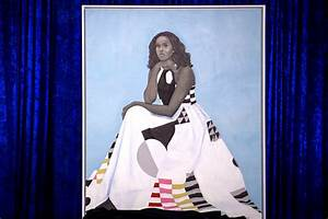 Barack and Michelle Obama Portraits Unveiled in ...