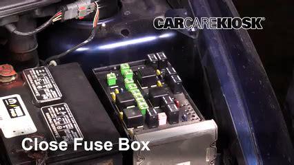 2001 Dodge Grand Caravan Sport Fuse Box by 2001 Dodge Caravan Interior Fuse Box Location