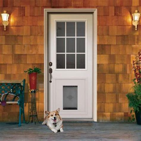 doors with doggie doors in them 155 best images about door ideas for home on