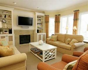 Small room design family decorating ideas