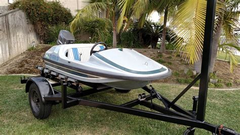 Used Mini Boats For Sale by Addictor 1986 For Sale For 1 900 Boats From Usa