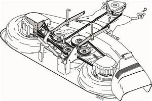 Photos About Yt 4500 Craftsman Tractor Parts Diagram