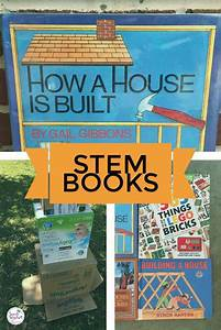 Stem Literacy  How A House Is Built By Gail Gibbons