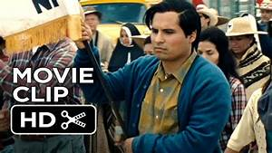 Cesar Chavez Movie CLIP - We'll Use The Sidewalk (2014 ...