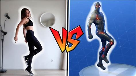 fortnite dance challenge youtube