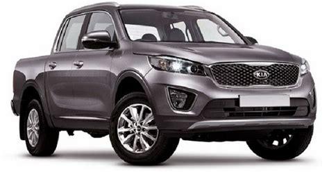 kia plans  enter   pickup truck market