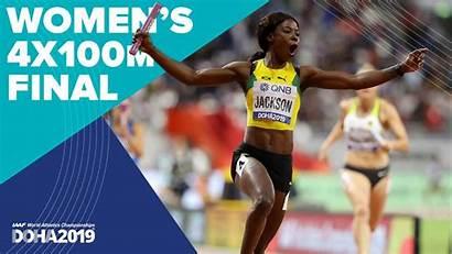 Athletics Championships Relay Doha