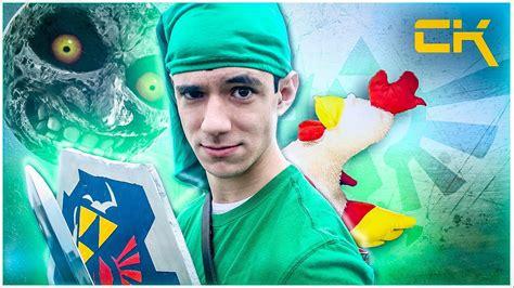 Legend Of Zelda Logic In Real Life Youtube